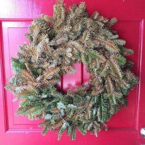 dead wreath
