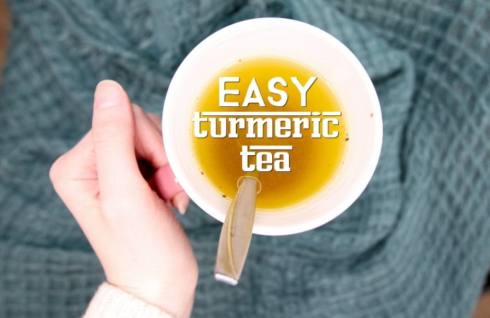 Easy Turmeric Tea