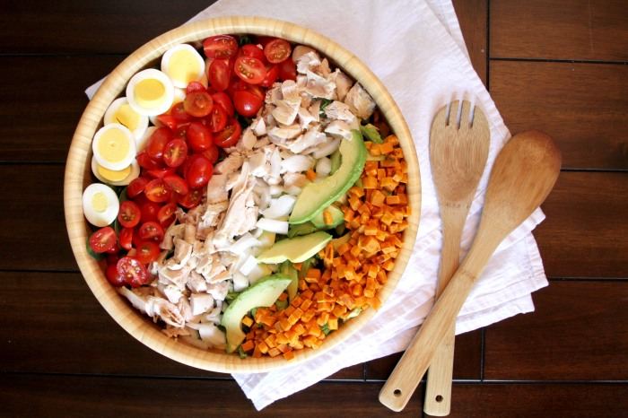 almost cobb salad